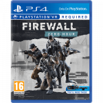 Firewall Zero Hour Playstation VR PS4 *käytetty*