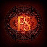 Five Finger Death Punch : F8 CD