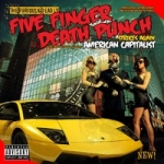 Five Finger Death Punch: American Capitalist CD