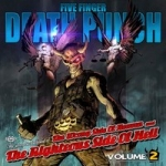 Five Finger Death Punch: The Wrong Side Of Heaven And The Righteous Side of Hell, Vol. 2 CD