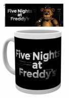 Five Nights at Freddys Logo muki