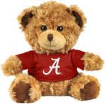 Alabama Shirt Bear 25cm Pehmo