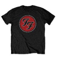 Foo Fighters Logo T-paita