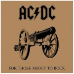 AC/DC: For Those About To Rock CD