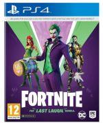 Fortnite Last Laugh Bundle PS4