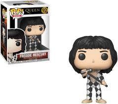 POP! Rocks: Queen - Freddie Mercury #92