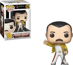 POP! Rocks: Queen - Freddie Mercury Wembley #96