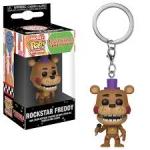 Pocket POP!: Five Nights at Freddys Pizzeria Simulator - Rockstar Freddy Avaimenperä
