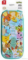 Hori Nintendo Switch suojakotelo Pikachu & Friends Nintendo Switch