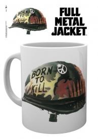 Full Metal Jacket Helmet Born to Kill muki