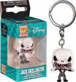 Pocket POP!: Disney Jack Skellington Avaimenperä