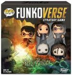 POP! Games: Funkoverse - Harry Potter Base Set Strategy Game englanninkielinen
