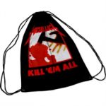 Metallica Kill Em All Gym Bag