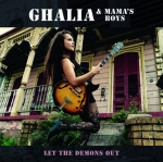 Ghalia & Mamas Boys: Let the Demons Out CD