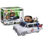 POP! Rides: Ghostbusters - Ecto-1 & Winston Zeddemore #04
