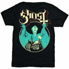 Ghost: Opus T-paita musta