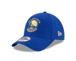 New Era - Golden State Warriors League 9forty sininen, säädettävä