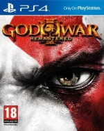 God of War III (3) Remastered PS4 *käytetty*