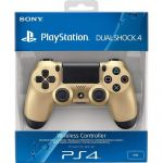 PlayStation Dualshock 4 Ohjain gold PS4