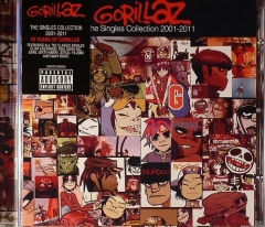 Gorillaz: The Singles Collection 2001-2011 CD