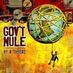 Govt Mule: By A Thread CD