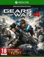 Gears of War 4 Xbox One *käytetty*