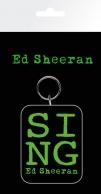 Ed Sheeran Green Avaimenperä