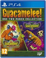 Guacamelee! One-Two Punch Collection (Guacamelee! + Guacamelee 2) PS4 *käytetty*