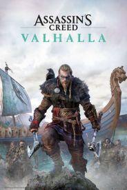Assassins Creed Valhalla 61 x 91 cm Juliste