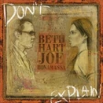 Hart, Beth & Bonamassa, Joe: Dont Explain CD