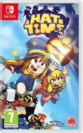 A Hat in Time Nintendo Switch *käytetty*