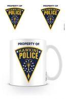 Stranger Things Hawkins Police Badge muki