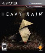 Heavy Rain PS3 *käytetty*