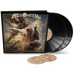 Helloween : Helloween Earbook 2LP+2CD