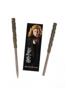 Harry Potter Hermione Kynä & Kirjanmerkki