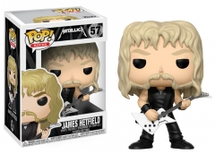 POP! Rocks: Metallica - James Hetfield #57