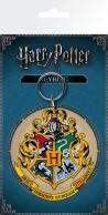 Harry Potter Hogwarts Crest Avaimenperä