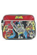 Batman Comic Cover Messenger Laukku