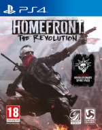Homefront: The Revolution PS4 *käytetty*