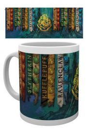 Harry Potter House Flags muki