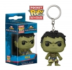 Pocket POP!: Thor Ragnarok - Casual Hulk Avaimenperä