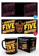Five Nights At Freddys - I Survived Heat Change muki