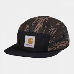 Carhartt WIP Tonare Cap Lippis Black/Camo Unite