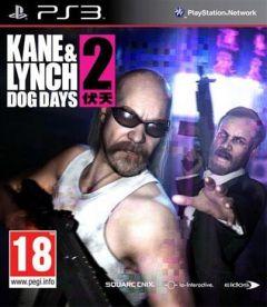 Kane & Lynch 2: Dog Days PS3 *Käytetty*