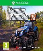 Farming Simulator 15 Xbox One *käytetty*