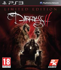 The Darkness II Limited Edition PS3 *Käytetty*