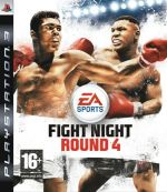 Fight Night Round 4 PS3 *käytetty*