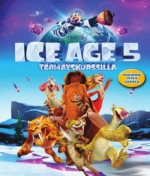 Ice Age 5: Törmäyskurssilla Blu-ray