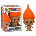POP! Trolls: Good Luck Trolls - Orange Troll #04