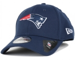 New Era - New England Patriots 39thirty Navy Medium-Large